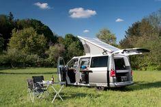Open   Der SpaceCamper VW T5 Camping-Ausbau - Reisemobil, Wohnmobil, Campingbus und Alltagsfahrzeug in Darmstadt