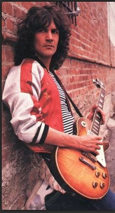 Billy Squier early 1980s