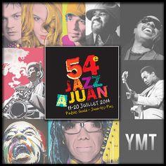 YMT- Jazz à Juan - Playlist