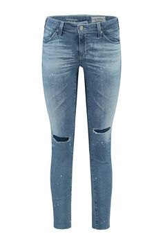 Adriano Goldschmied The Legging Ankle Jeans in Artist Touch - RH Adriano Goldschmied, Skinny Jeans, Pants, Fashion, Trouser Pants, Moda, Fashion Styles, Women's Pants, Women Pants