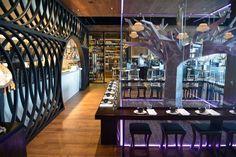 restaurant feature tree 2