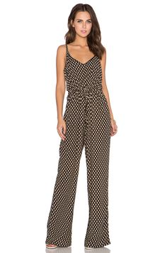 Bishop + Young Hannah Jumpsuit in Print | REVOLVE