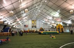 Inflatables at Robbinsville Fieldhouse Sports & Expo Center, Robbinsville NJ