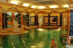 Hotel Aphrodite Palace **** - Kúpele- wellness Rajecké Teplice. Slovakia Heart Of Europe, Aphrodite, Spas, Palace, Wellness, Outdoor Decor, Palaces, Castles