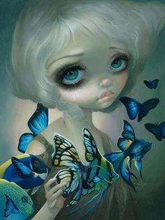 work by Jasmine Becket-Griffith