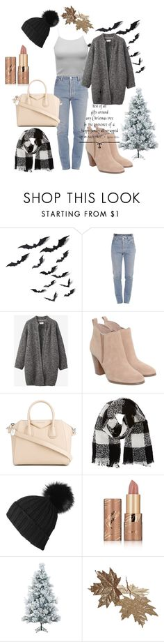 """December is coming!"" by dzenita-2190 on Polyvore featuring moda, Vetements, Toast, Michael Kors, Givenchy, Barneys New York, Black, tarte i Fraser Hill Farms"
