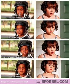 """Funniest Love Letter from """"The Little Rascals"""". Love this movie"""