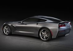 2014 Corvette Stingray @Kimberly Morris the 2007 is acceptable but i won't need it until my midlife crisis in 2018 so the 2014 will be perfect for then =)