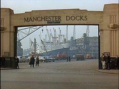 Manchester Docks Entrance 1963