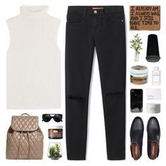 """karida"" by novalikarida ❤ liked on Polyvore featuring Rebecca Minkoff, Theory, Vera Bradley, Origins, Threshold, Byredo and NARS Cosmetics"