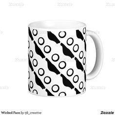 Wicked Face Coffee Mug