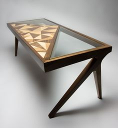 Lovely Wood Table | Scottish Furniture Makers