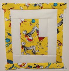 Easy as ABC quilt block