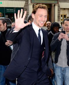 Tom Hiddleston via Torrilla.tumblr.com