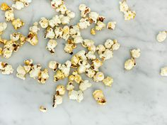 Sweet curry brown sugar popcorn