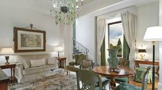 Florence Luxury Hotel | Duomo Duplex Suite | Four Seasons Firenze