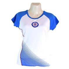 Blusa  de Fútbol  del Equipo Cruz Azul