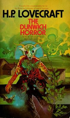 HP Lovecraft - The dunwich horror