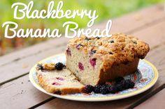 Rya Pie: Blackberry Banana Bread