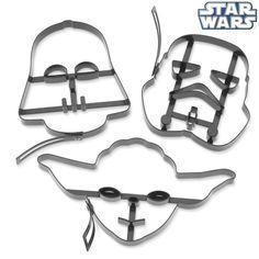 Star Wars™ Heroes & Villains Pancake Molds | Williams-Sonoma @Heather Summers