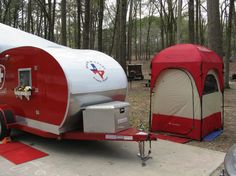 Teardrop Campers with Potty | Teardrops n Tiny Travel Trailers