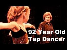 This video is amazing. I took tap until I was 13 years old. At that time, I thought I had outgrown it and it was stupid. Now, I wish I would have kept dancing. I simply admire this woman!