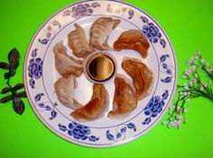 Fried or Steam Dumplings by Iunan City Chinese Restaurant in Silver Spring, MD   Click to order online through Eat24.com