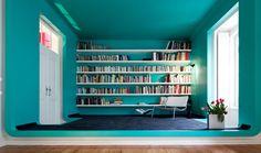 Chromatic Design House, una colorida casa situada al norte de Lisboa - Contenido seleccionado con la ayuda de http://r4s.to/r4s