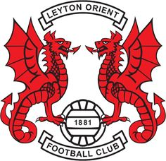 """See 175 photos from 816 visitors about league, hot dogs, and tours. """"Home of Leyton Orient FC in League One. Walking distance from Leyton Tube. English Football Teams, British Football, Vejle, Bromley Fc, Leyton Orient Fc, Charlton Athletic Fc, Fifa, Football Team Logos, Soccer Teams"""