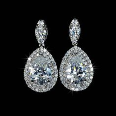 boucle-d-oreilles-plaque-or-blanc-forme-goutte-halo-elegance-zirconium-crystal-mariage-soiree-diamant-luxury-boucleso25