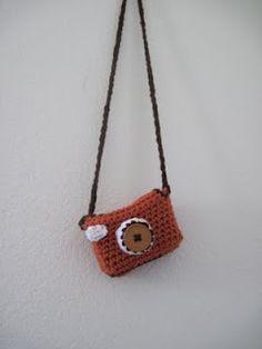 cute little camera bag