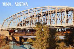 Yuma Arizona's Ccean to Ocean Bridge