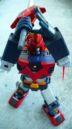 Voltes V #toy #robot