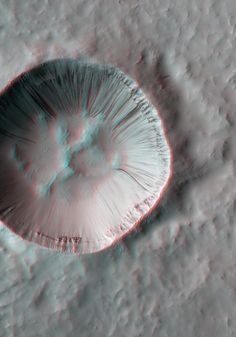 ma.r.s is an ongoing experimentation with photographs of the surface of, well, Mars, taken by NASA's extremely high-resolution cameras. - Thomas Ruff
