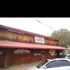 Black's Barbecue - Lockhart, TX