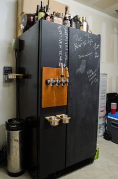 Post with 92 votes and 77243 views. Shared by chadzero. Home Brewery, Home Brewing Beer, Whiskey Dispenser, Home Brewing Equipment, Beer Pairing, Backyard Patio Designs, Beer Taps, Brew Pub, Homebrewing