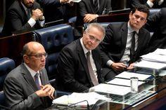 POLITICANDO: Gilmar elogia pacote anticorrupção aprovado pela C...