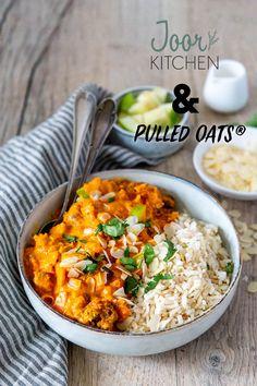 Clean Recipes, Cooking Recipes, Healthy Recipes, Vegan Curry, Feel Good Food, 30 Minute Meals, Savoury Dishes, Tex Mex, Shrimp Recipes