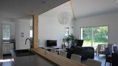 Atelier d\'Architecture Scénario - Maison contemporaine de plain ...