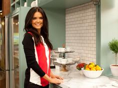 the kitchen food network | ... on-One with Katie Lee from The Kitchen | FN Dish – Food Network Blog love this kitchen