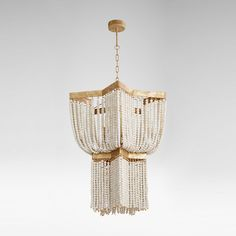 Check out Valencia Wood Bead Chandelier - Medium from Shades of Light Wood Bead Chandelier, Bathroom Chandelier, Globe Chandelier, Chandeliers, Geometric Shapes Wallpaper, Hollywood Lights, Cyan, Contemporary Chandelier, Candelabra Bulbs