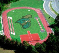Coastal Carolina University Track & Field Complex
