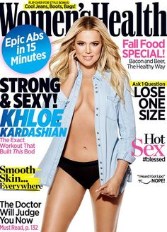 "Khloe Kardashian spills her motivation for getting her ""revenge body"""