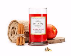 Spiced Apple - Jewel Candle