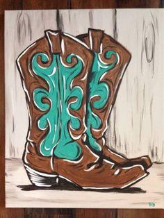 Easy Acrylic Canvas Painting Ideas For Beginners Acrylic - Cute easy canvas painting ideas