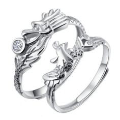 1000+ Images About Rings On Pinterest | Dragon Wedding Dragon Ring And Disney Princess Rings