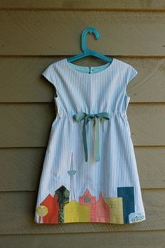 Oliver and S roller skate dress | Flickr - Photo Sharing!