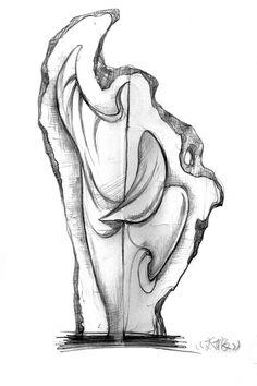 CHEN ZHAO, 2007, drawing