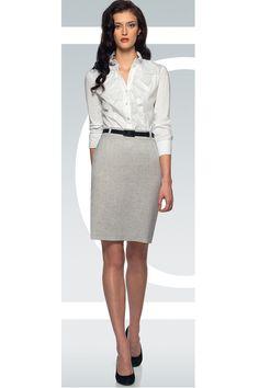 # pencil skirt, # the column body type