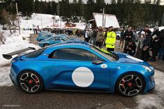 I Just Witnessed The Rebirth Of Alpine Sports Cars - Petrolicious